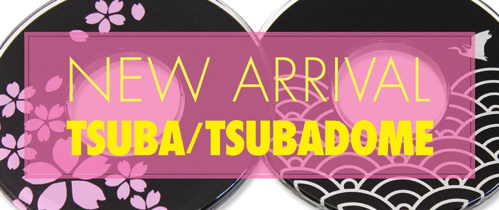 New Arrival Tsuba/Tsubadome 2018