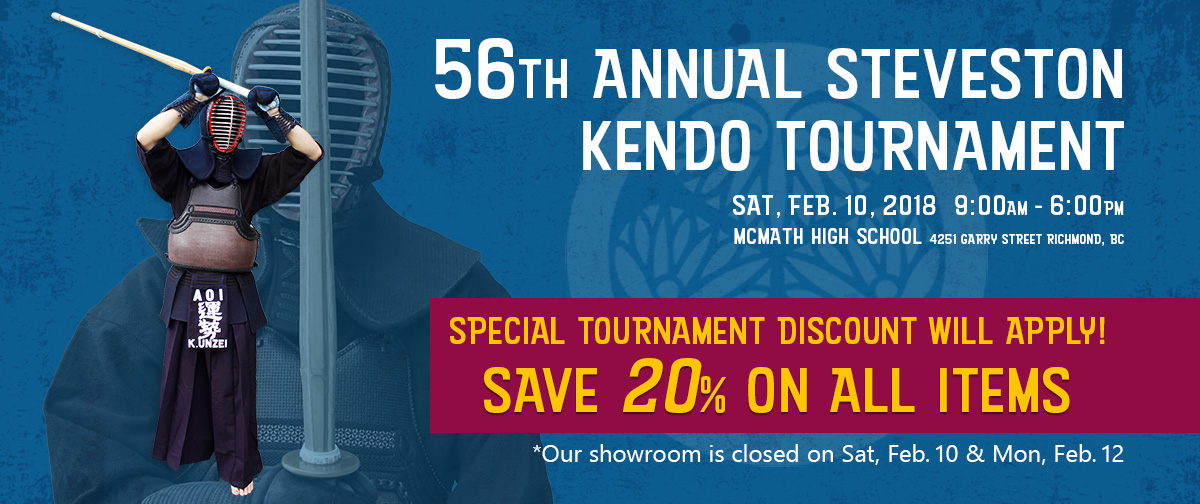 56th Annual Steveston Kendo Tournament