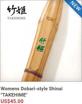 """Womens Dobari-style Shinai """"TAKEHIME"""""""